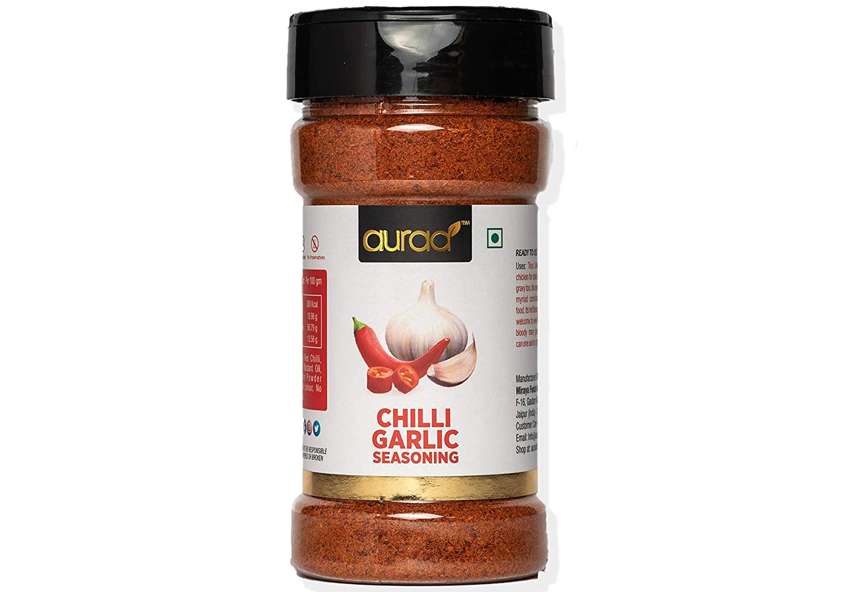 Auraa Chilli Garlic Seasoning 80g