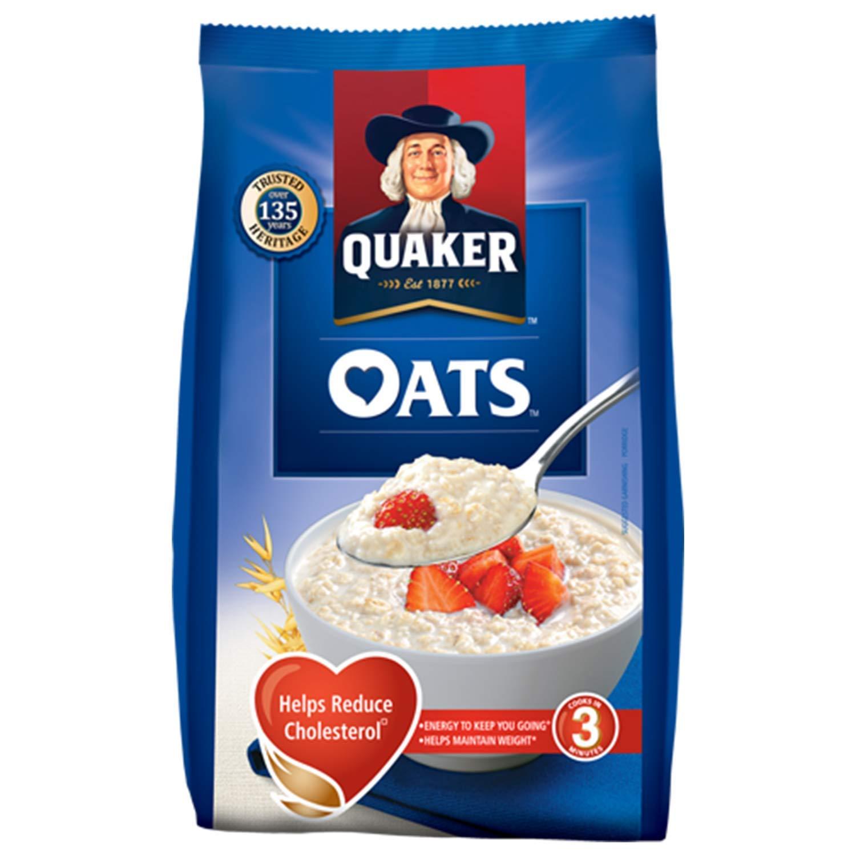 Quaker Oats Pouch 400g