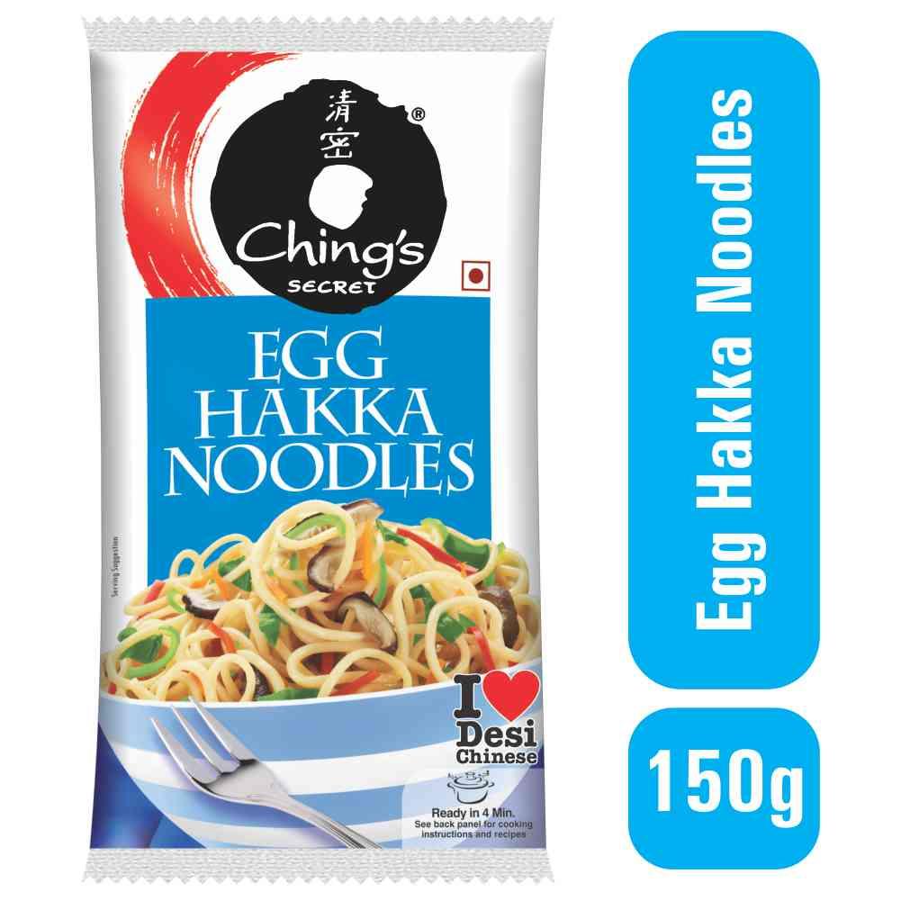 Chings Egg Hakka Noodle 150g