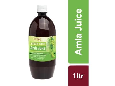 Patanjali Amla Juice 1Ltr