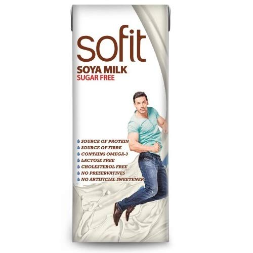 Sofit Soya Milk Sugar Free 200ml