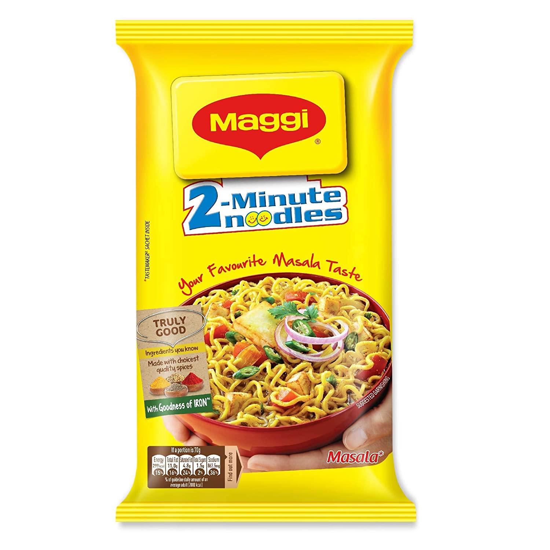 Maggi 2 Minute Instant Noodles Masala 140g