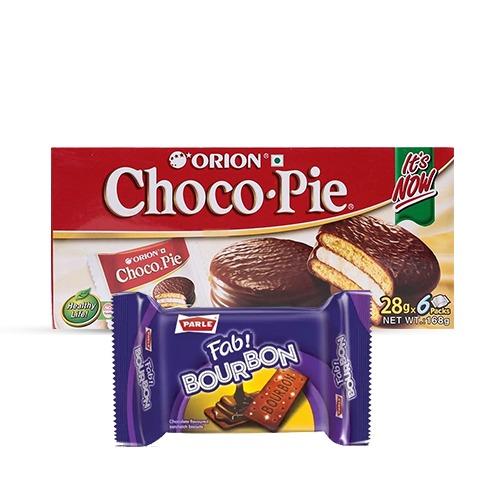 Orion Choco Pie 168g