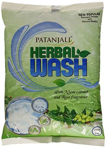 Patanjali Herbal Wash Detergent Powder 1kg