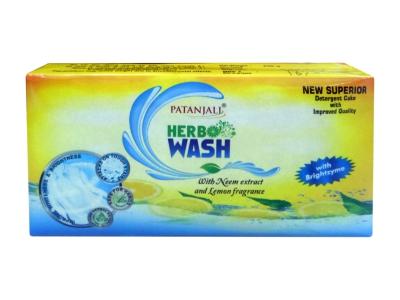 Patanjali Herbo Wash Detergent Cake 250g