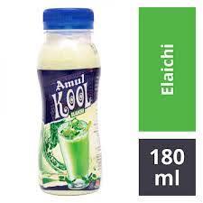 Amul Kool Elaichi Flavour 180ml