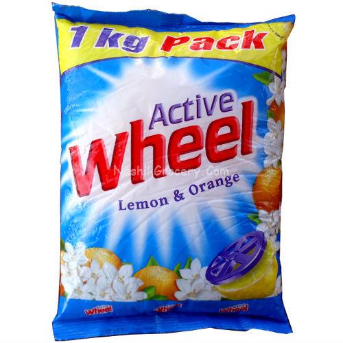 Wheel Detergent Powder Lemon and Orange 1Kg