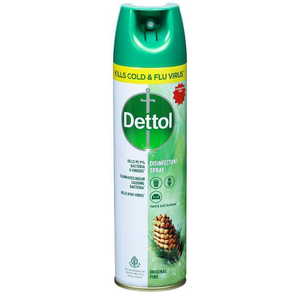 Dettol Disinfectant Spray Original Pine 170g