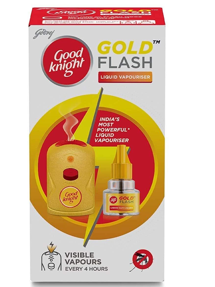 Good Knight Gold Flash Refill 45ml