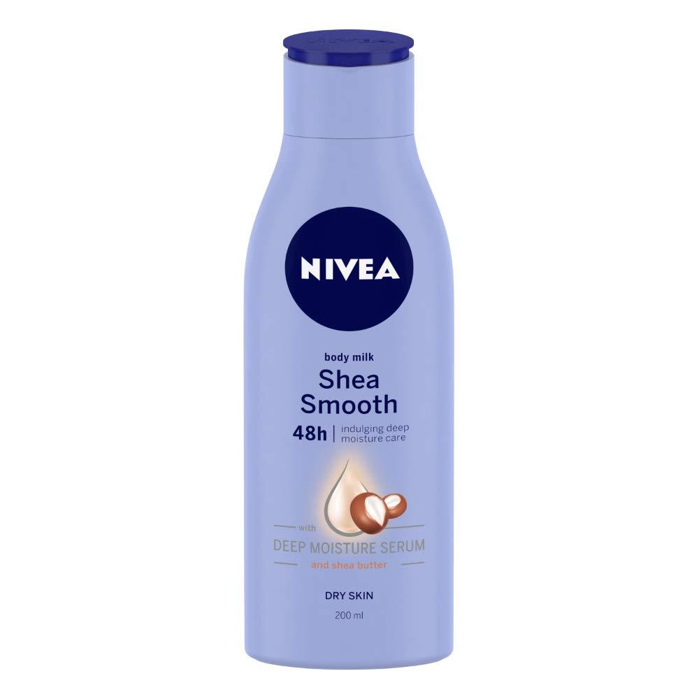 NIVEA Body Milk Shea Smooth 200ml