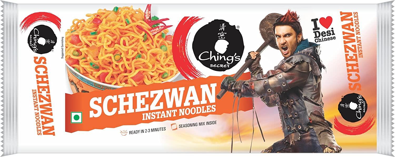 Chings Secret Schezwan Instant Noodles 240g
