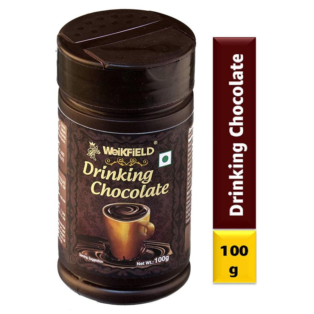 Weikfield Drinking Chocolate Powder 100g