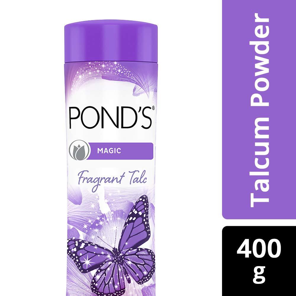 Ponds Magic Freshness Talcum Powder Acacia Honey 400g