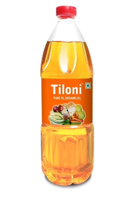 Tiloni Pure Til Sesame Oil 1ltr