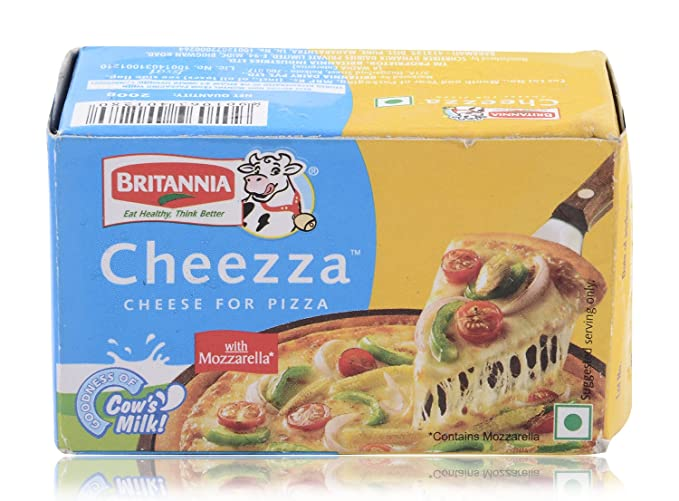 Britannia Cheese for Pizza 200g Box