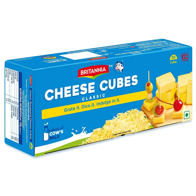 Britannia Cheese Cubes Classic 200g