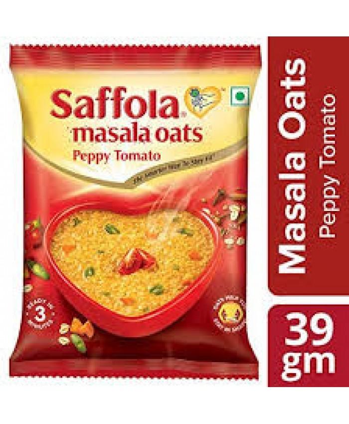 Saffola Masala Oats Peppy Tomato 39g