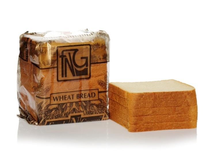 Wheat Brown Bread