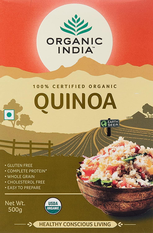 Organic India Quinoa Nutritious Food 500g