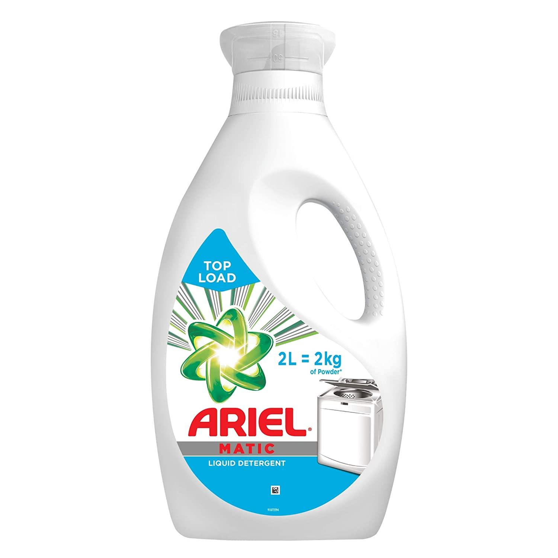 Ariel Matic Liquid Detergent Top Load 2Ltr