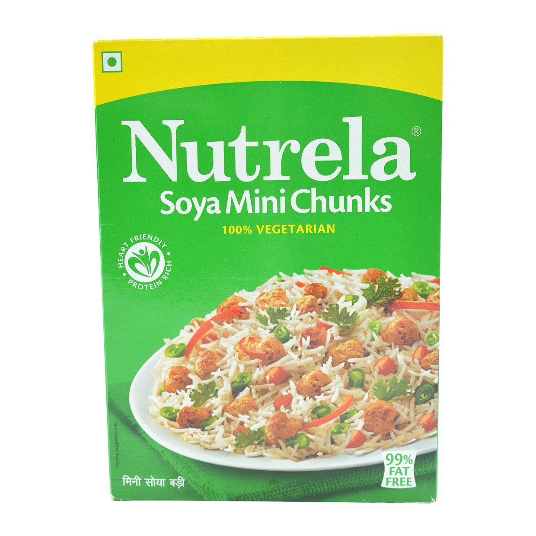 Nutrela Soya Mini Chunks 200G