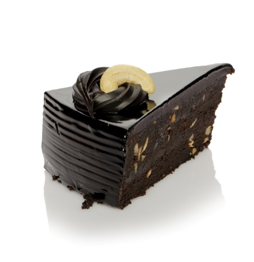 Black Out Pastry