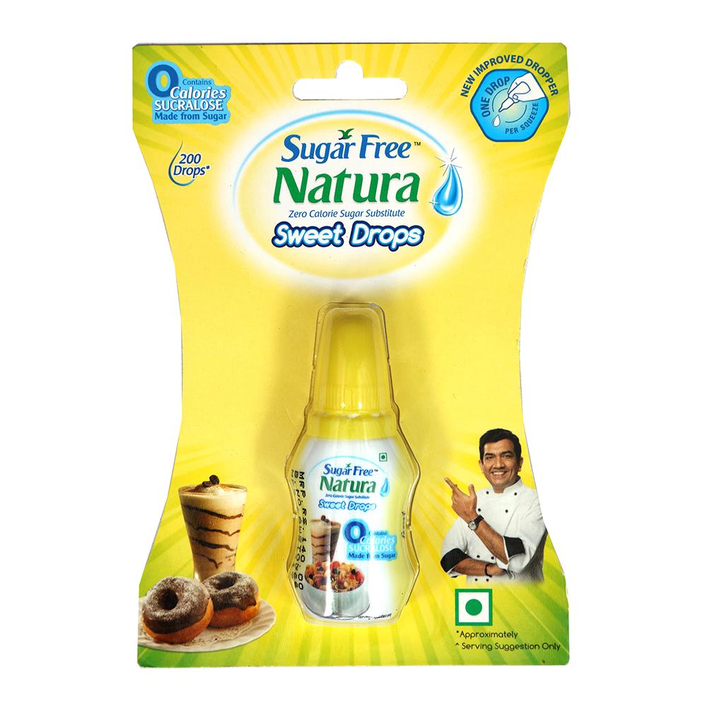 Sugar Free Natura Sweet 200 Drops 10ml