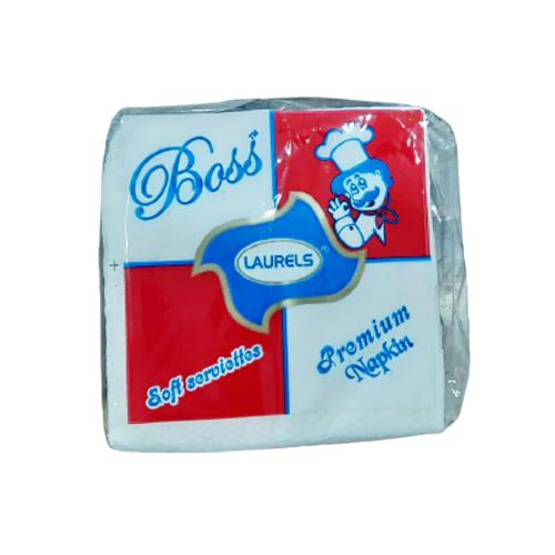 Laurels Boss Premium Napkins 80P x 1Ply