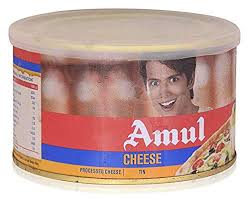 Amul Processed Cheese EOE Tin 400g