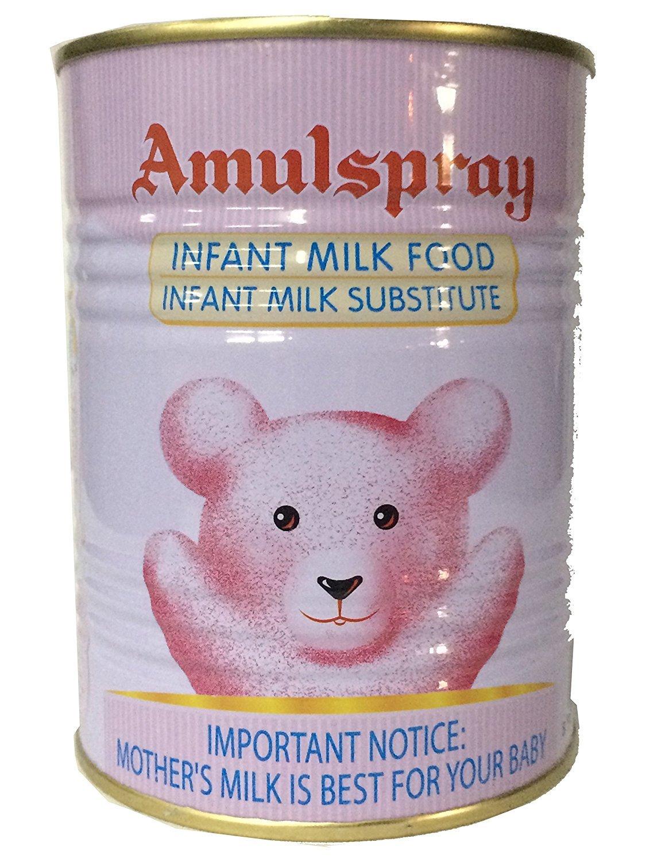 Amul Spray Milk Food Tin 500g