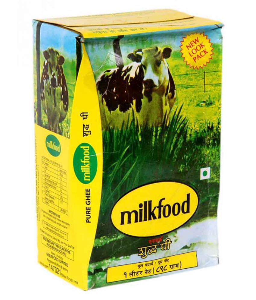 Milkfood Pure Ghee 1Ltr