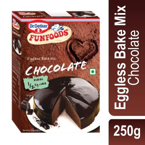 FunFoods Bake Mix Chocolate 250g