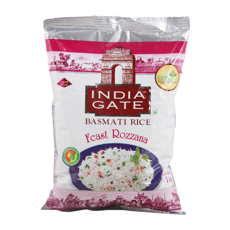 India Gate Basmati Rice Rozana 1kg