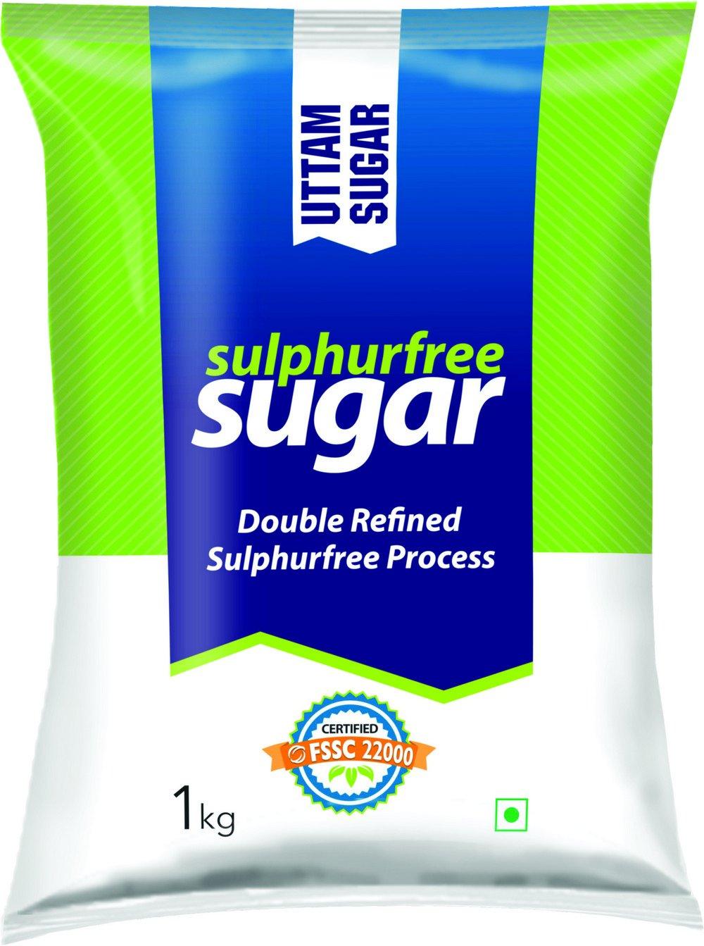 Uttam Sugar Sulphurless Sugar 1kg
