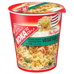 Koka The Original Vegetable Flavour Cup 70g