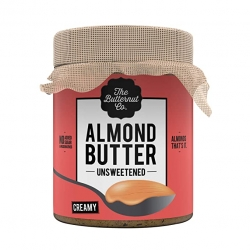 The Butternut Unsweetened Almond Butter Creamy 200g