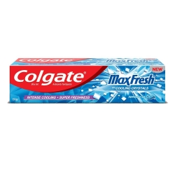 Colgate Max Fresh Toothpaste Blue Gel Paste 150g