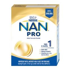 Nestle Nan Pro 1 Infant Formula Powder Stage1 400g