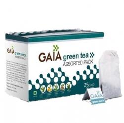Gaia Green Tea 25 Tea Bags