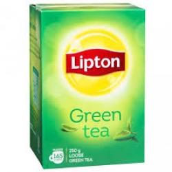 Lipton Loose Green Tea 250g