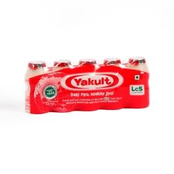 Yakult Probiotic Health Drink 325ml Pack of 5Pcs