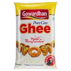 Gowardhan Pure Cow Ghee 1Ltr Pouch