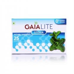 Gaia Stevia Sachets 25 Sachets
