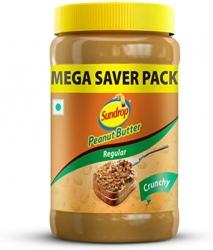 Sundrop Peanut Butter Crunchy 924g