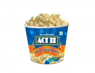 Act II Microwave Popcorn Tub Movie Theatre Butter 130g