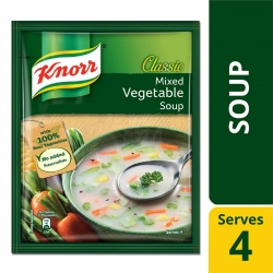 Knorr Classic Mixed Vegetable Soup 45g