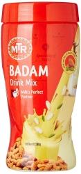 MTR Instant Badam Drink Mix 500g Pet Jar