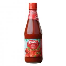 Kissan Fresh Tomato Ketchup Bottle 500g