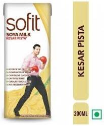 Sofit Soya Milk Kesar Pista 200ml