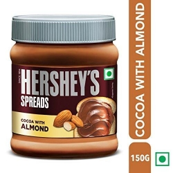 Hersheys Spreads Cocoa with Almond 150g